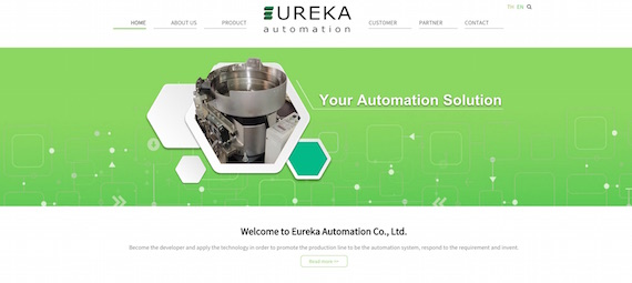 Eureka Automation Co.,Ltd